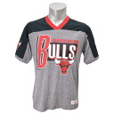 NBA Chicago Bulls Vintage T-shirt (gray Heather) Mitchell&Ness