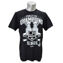 NHL Los Angeles Kings Kings Two Cups T-shirt (black) Reebok