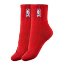 Adidas NBA NBA Logo Mini socks (red)
