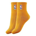 Adidas NBA NBA Logo Mini socks (yellow)
