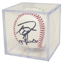 Entering Hanshin Tigers Tsutomu Kameyama handwriting signature exercise ball (entering case)