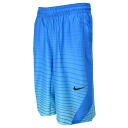 NIKE KD quickness AOP shorts (blue)