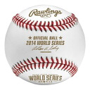 Rawlings MLB 2014 World Series official ball