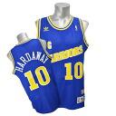 Adidas NBA warriors # 10 Tim Hardaway Soul Swingman Jersey (road)
