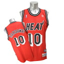 Adidas NBA heat # 10 Tim Hardaway Soul Swingman Jersey (alternate)