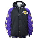 NBA Los Angeles Lakers Sideline Cotton Parka jacket G-III