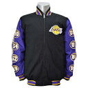 NBA Los Angeles Lakers Triple Double jacket G-III
