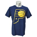 Adidas NBA Indiana Pacers Boom State T shirt (Navy)