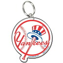 Wincraft MLB New York Yankees Acrylic Keyring (ball logo)