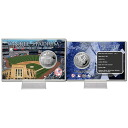 MLB New York Yankees Yankee Stadium Silver Coin Card The Highland Mint
