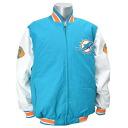 NFL Miami Dolphins Triple Double jacket G-III