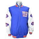 NFL New York Giants Triple Double jacket G-III