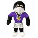 NFL Baltimore Ravens Mascot dolls