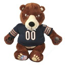 NFL Chicago Bears mascot dolls