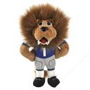 NFL Detroit Lions mascot dolls