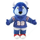 NFL Buffalo Bills mascot dolls