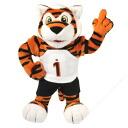 NFL Cincinnati Bengals mascot dolls