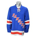 Reebok NHL New York Rangers Premier jerseys (home)