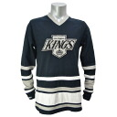 NHL Los Angeles Kings 1 st Period Longsleeve t-shirt (black)-Mitchell &Ness