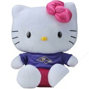 NFL Baltimore Ravens Hello Kitty Shirtable Plush (big)