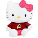 NFL Washington Redskins Hello Kitty Shirtable Plush (small)