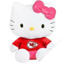 NFL Kansas City Chiefs Hello Kitty Shirtable Plush (small)