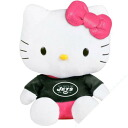 NFL New York Jets Hello Kitty Shirtable Plush (small)