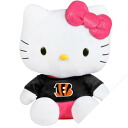 NFL Cincinnati Bengals Hello Kitty Shirtable Plush (small)