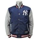 Majestic MLB New York Yankees Varsity jacket (Navy)