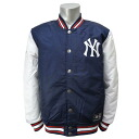 Majestic MLB New York Yankees pads athen jacket (Navy/white)