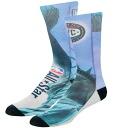 NBA 2015 All-Star Liberty socks For Bare Feet