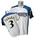 Hokkaido Japan ham # 3 Tanaka, Kensuke Albirex.s form (home) Mizuno