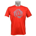 Adidas NBA M ROSE logo short sleeve T shirt (scarlet)