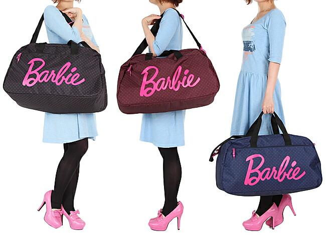 Barbie �С��ӡ� �ꥺ�ɥåȡ�2WAY�ܥ��ȥ�Хå� 46L 45917
