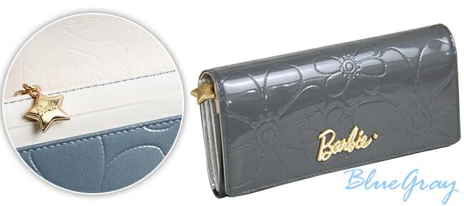 バービー 長財布