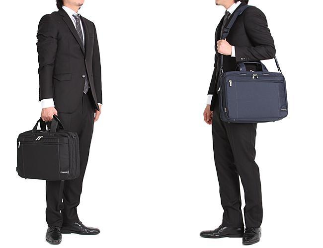 ワールドトラベラー ビジネスバッグ ブリーフケース