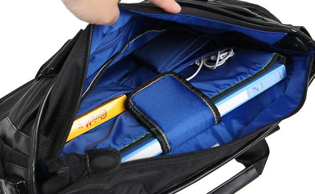 インビクタ 2Wayビジネスバッグ