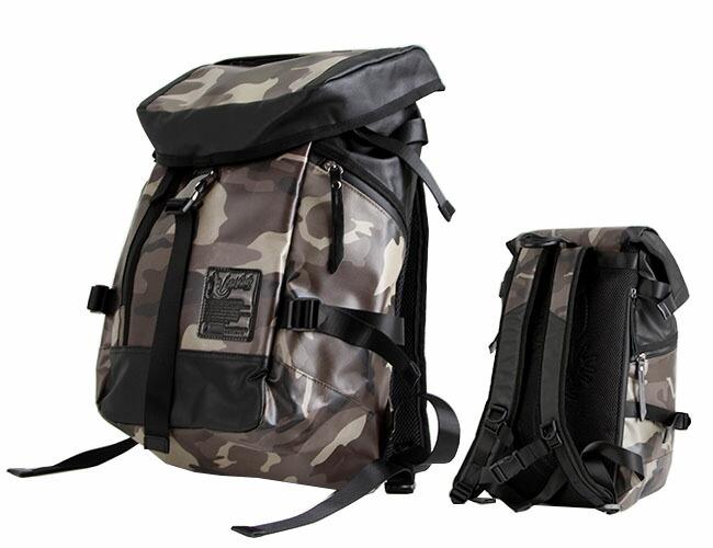 ラーキンスブラック バックパック LKCM-04