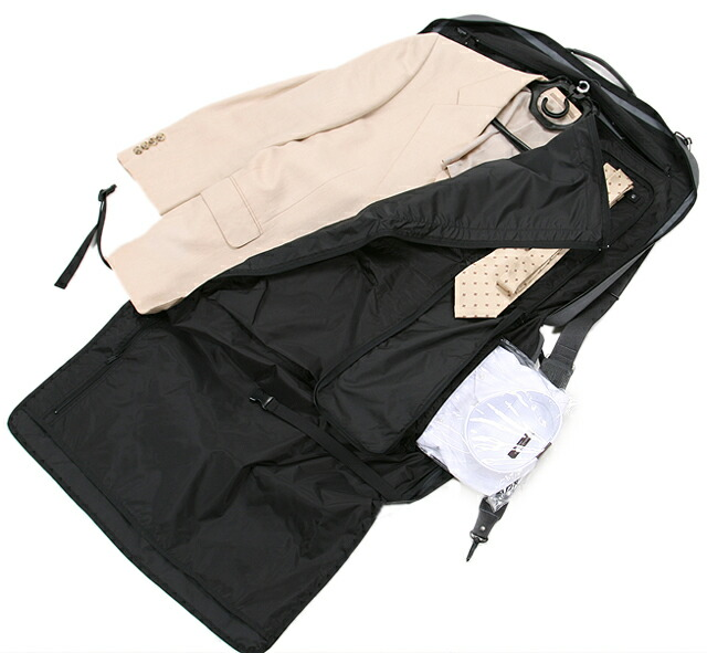 ガーメントバッグスーツ収納