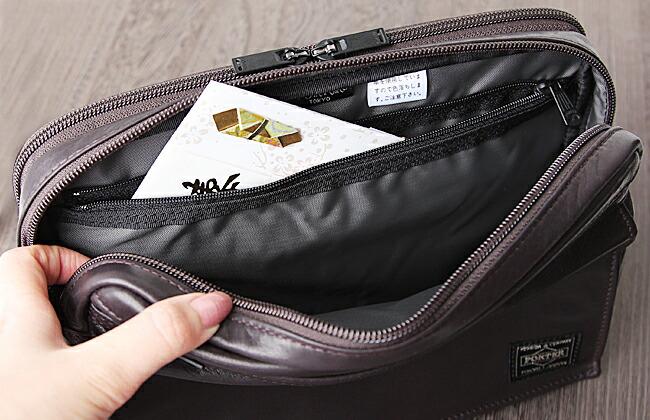 ポーター アメイズ セカンドバッグ ポーチ 022-03797