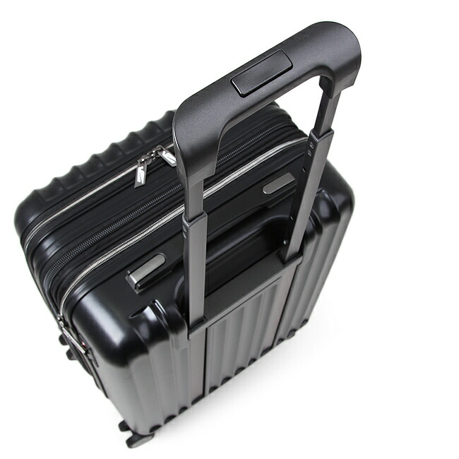 スーツケース 機内持ち込み ポケット