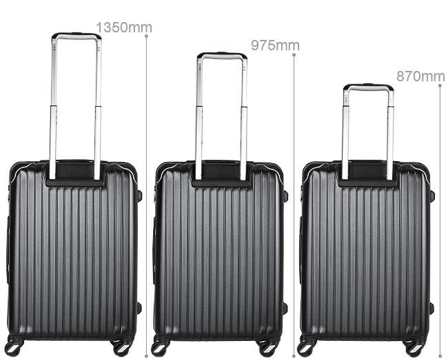 エアートランス トリオ スーツケース