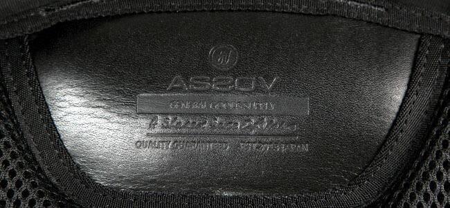 アッソブ コーデュラドビー305D ウエストバッグ 061403