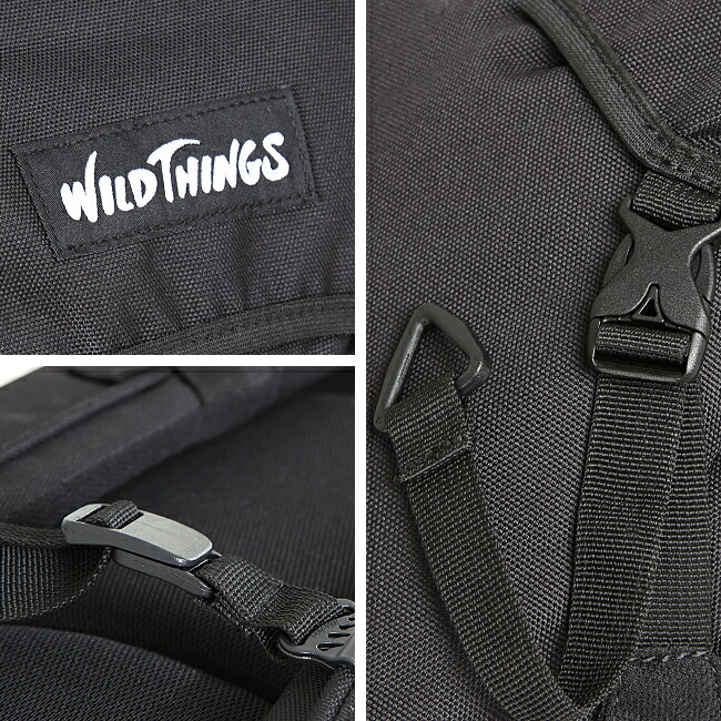 ワイルドシングス wild things バックパック リュック