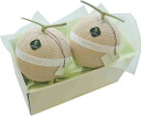 Senbiki Shop Home Office (sennbikiya) cantaloupe two ( 2 1.2 kgx) gift box insert )