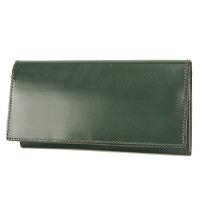CORBO.(コルボ)-face Bridle Leather- 小銭入れ付き 二つ折り長財布 1LD-0236