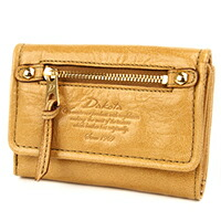 Dakota(ダコタ) モデルノ 小銭入れ付き三つ折り財布 0034080