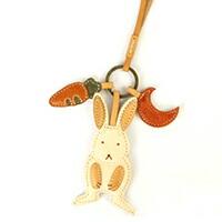 genten(ゲンテン) WAKU WAKU Charm(ワクワクチャーム) ウサギ 34311