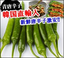 韓国唐辛子