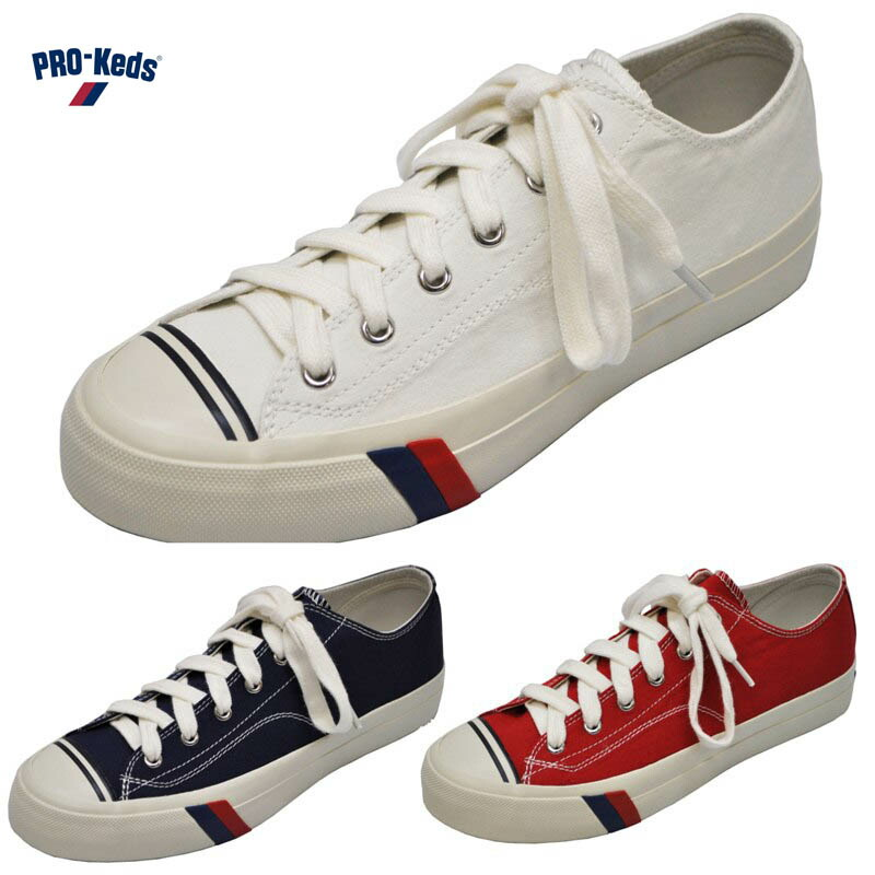 original pro keds canvas sneakers